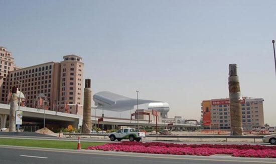 مرکز خرید بوادی العین
