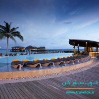هتل ۵ ستاره سنتارا راس فوشی مالدیو