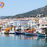 جزیره ساموس یونان