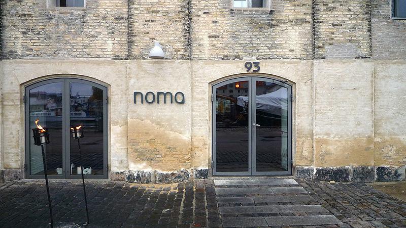 رستوران نوما دانمارک
