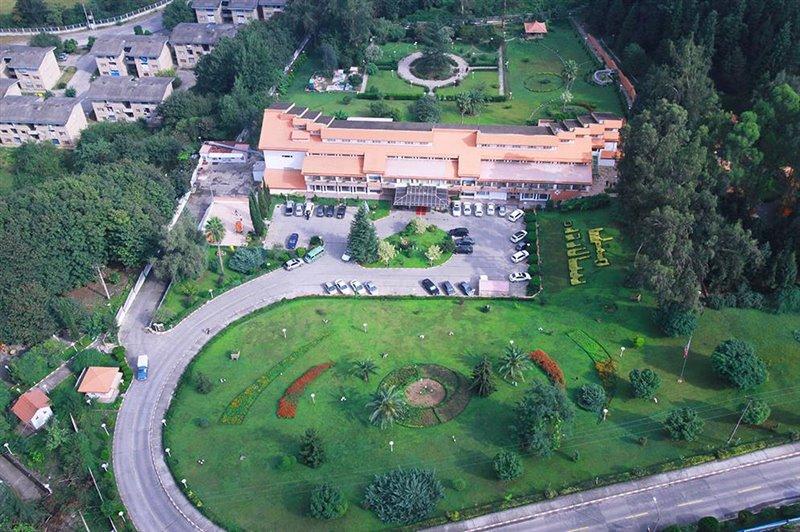هتل جنگلی سالاردره مازندران