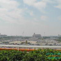 میدان تیان آن من چین