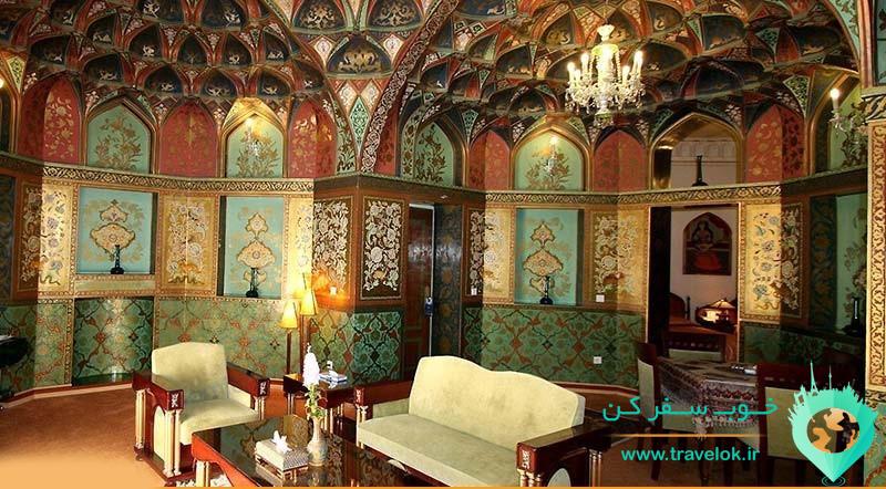 هتل مهمانسرای عباسی اصفهان