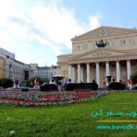 تئاتر بولشوی روسیه