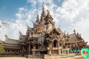 معبد حقیقت پاتایا تایلند